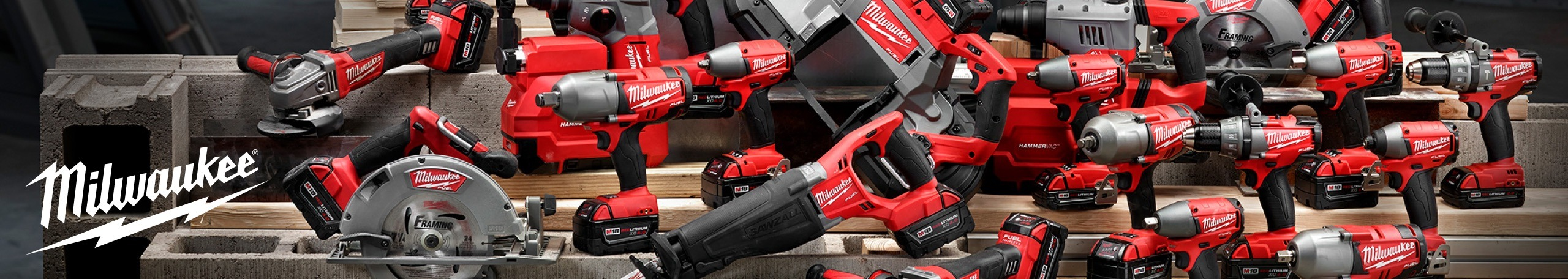 Shop Milwaukee power tools at Modern Building Products