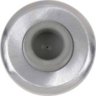 Tell 2-1/2 In. Concave Wall Door Stop Image 1