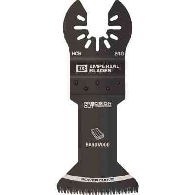 Imperial Blades ONE FIT 1-3/4 In. Japanese Tooth Precision Power Curve Hardwood Blade