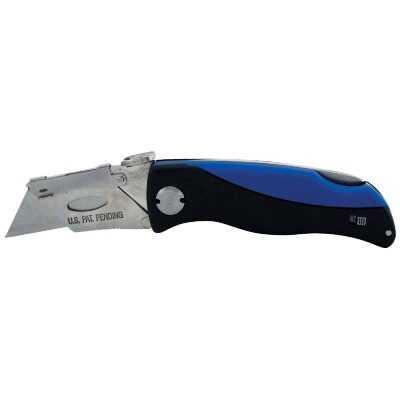 Sheffield Quickchange Lockback Fixed Folding Utility Knife