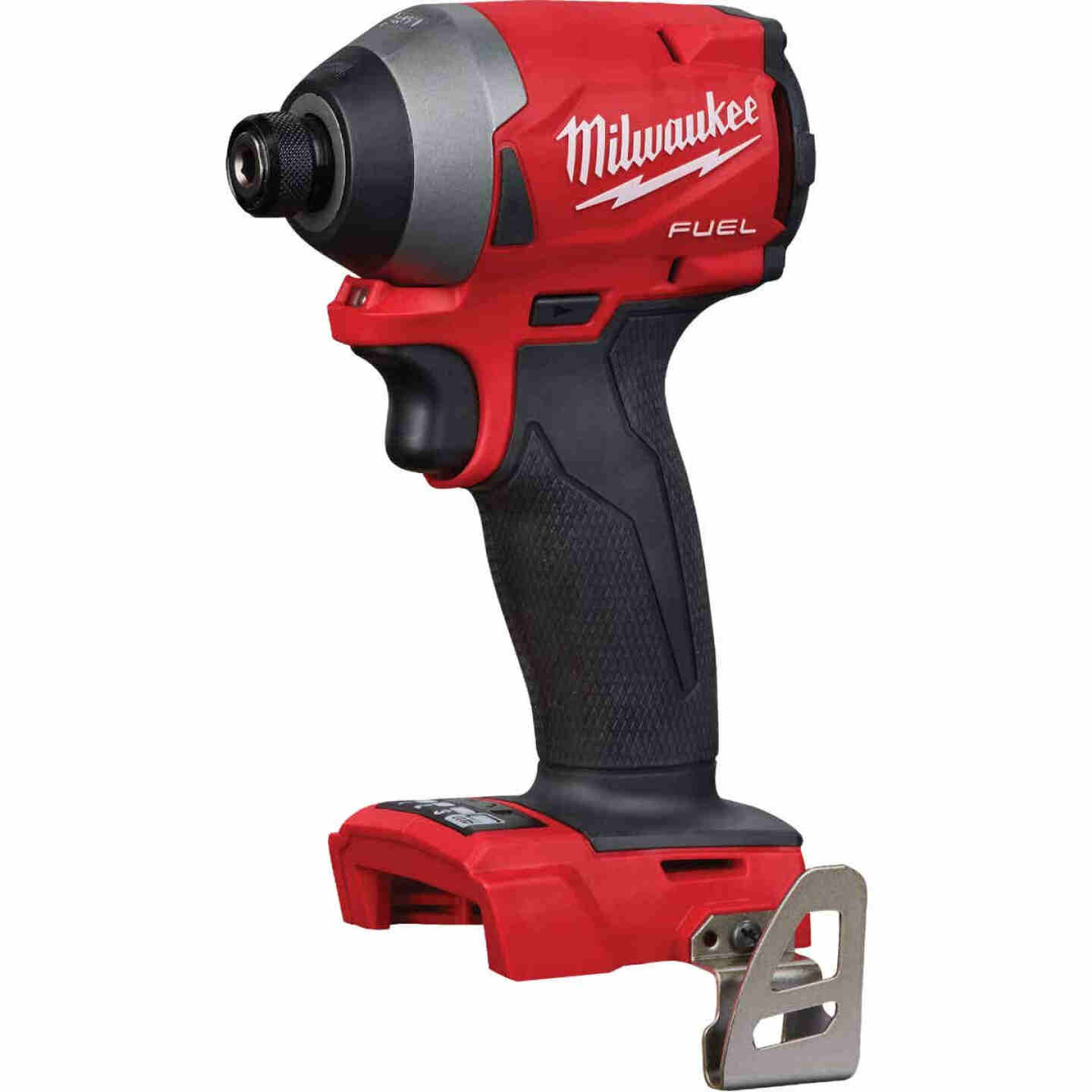Milwaukee M18 FUEL 18 Volt Lithium-Ion Brushless 1/4 In. Hex Impact Driver (Bare Tool) Image 1