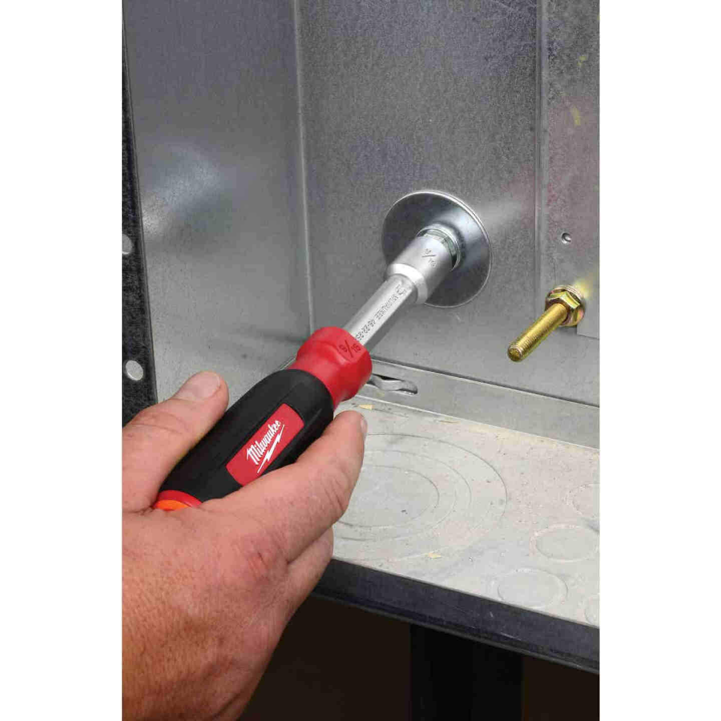 Milwaukee HollowCore 9/16 In. Magnetic Nut Driver Image 2