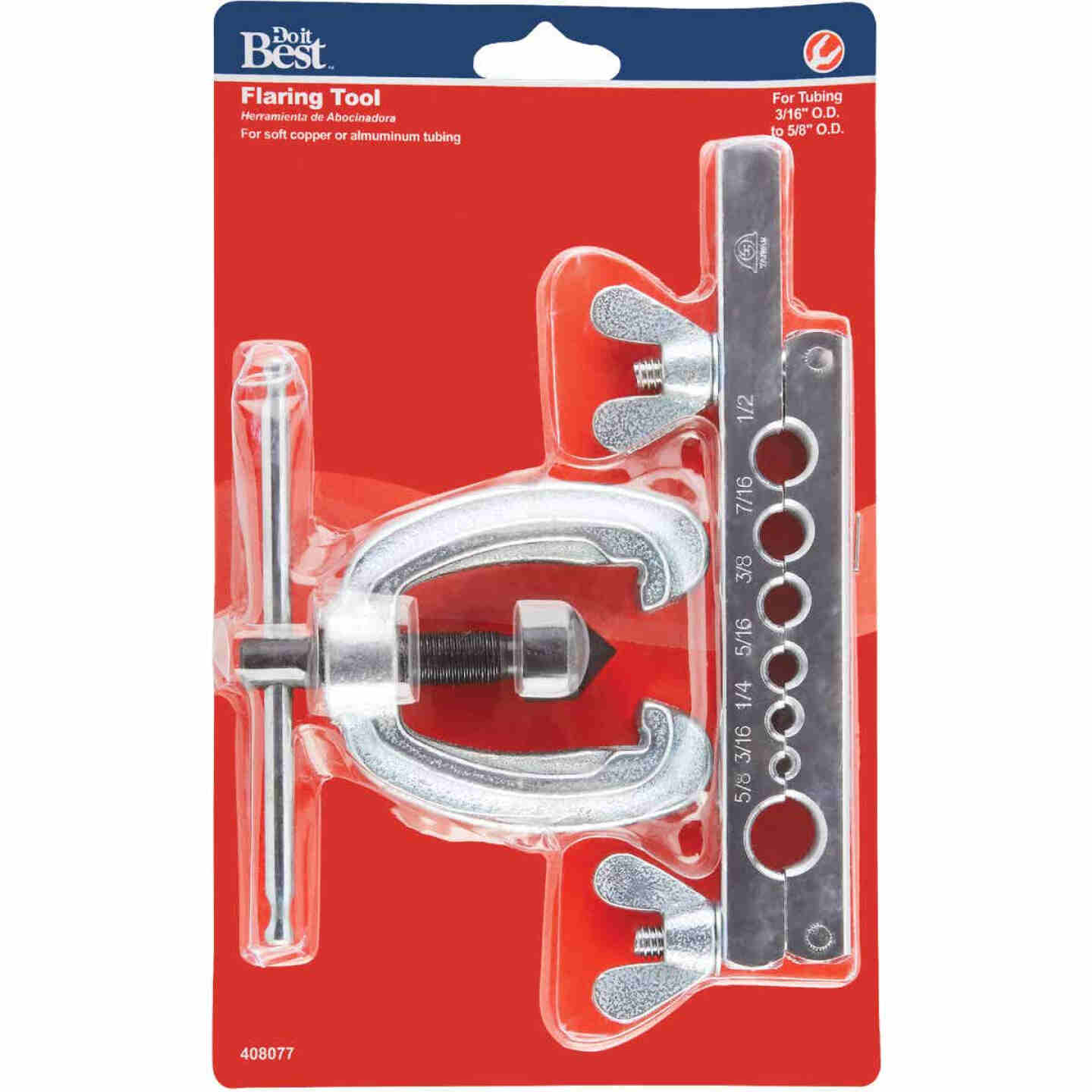 Do it SAE 45 Flare T-handle Flaring Tool, 3/16 In. to 5/8 In Image 2