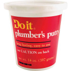 Do it 14 Oz. Plumber's Putty Image 1