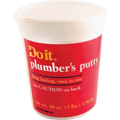 Do it 3 Lb. Plumber's Putty