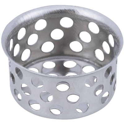 Do it 1-1/2 In. Chrome Removable Sink Strainer Cup