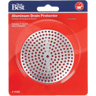 Do it 3-1/8 In. Chrome-Plated Steel Kitchen Sink Drain Strainer Image 2
