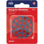 Do it 1-7/8 In. Stainless Steel Tub Drain Strainer Image 2