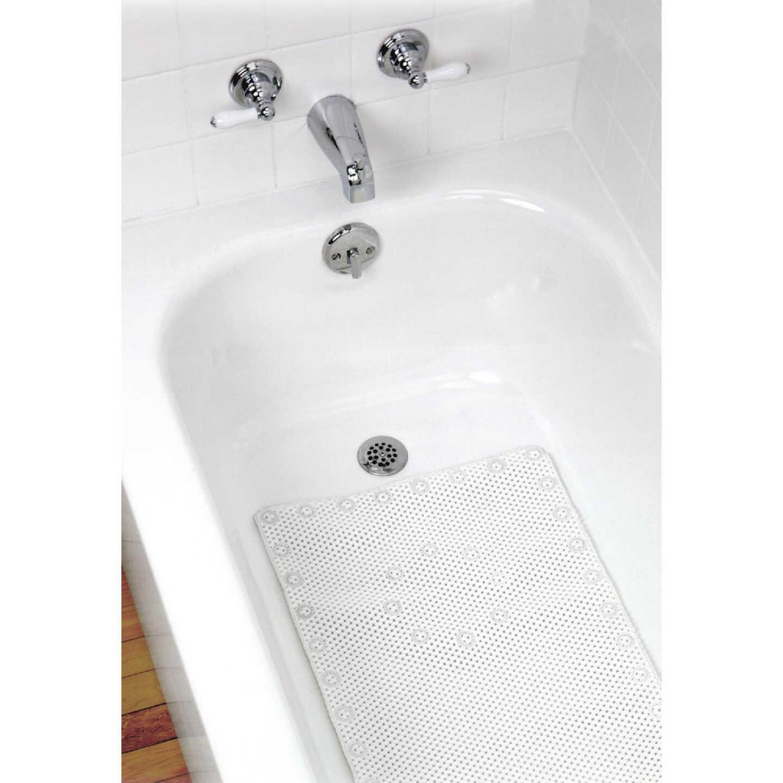 Zenith Zenna Home 17 In. x 36 In. Foam Bath Mat Image 1