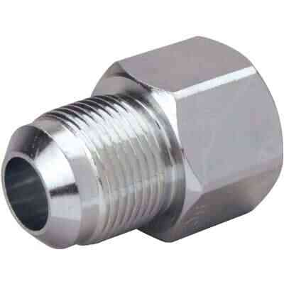 Dormont 5/8 In. OD Flare x 1/2 In. FIP Brass Adapter Gas Fitting
