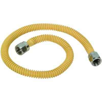 Watts 3/8 In. x 58 In. Flexible Gas Connector