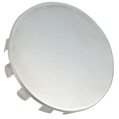 Do it Snap-In 1-1/2 In. Stainless Steel Snap-In Faucet Hole Cover