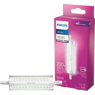Philips 200W Equivalent Bright White T3 RSC Base LED Special Purpose Light Bulb
