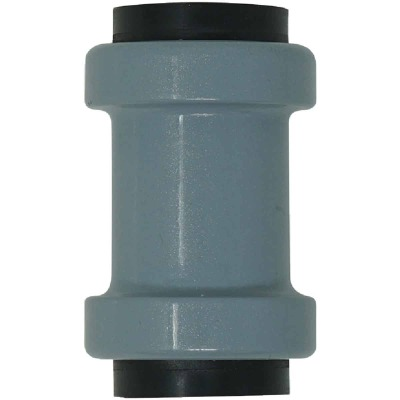Southwire SimPush 3/4 In. EMT Push-To-Install Conduit Coupling