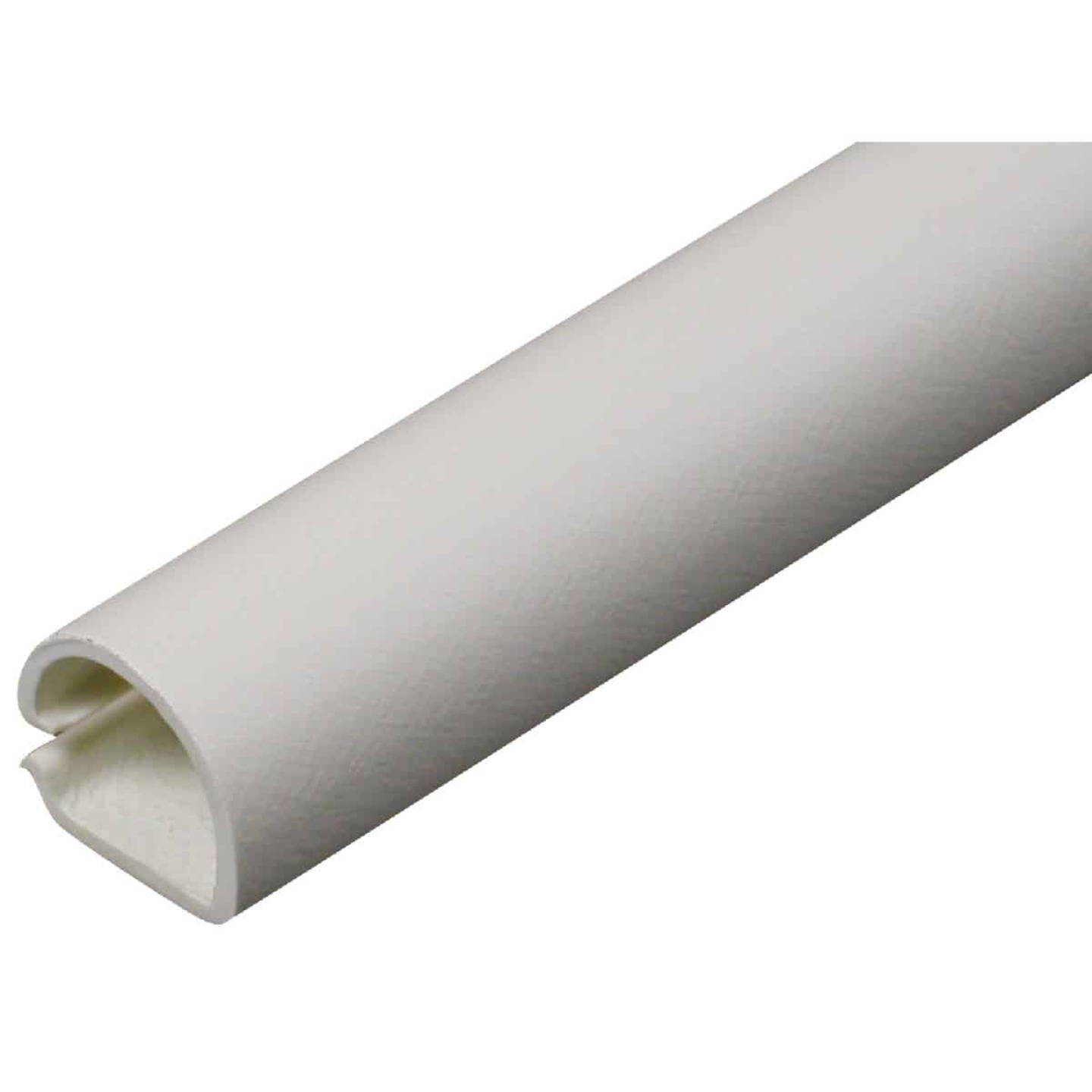 Wiremold CordMate 1/2 In. x 5 Ft. Ivory Channel Image 1