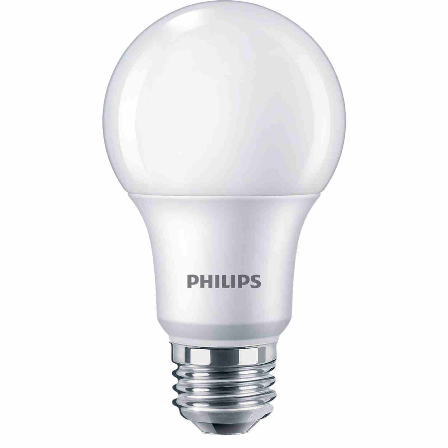 Philips 40W Equivalent Daylight A19 Medium Dimmable LED Light Bulb (4-Pack) Image 2