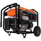 Generac 6500W Gasoline Powered Recoil Pull Start Portable Generator California Compliant Image 1