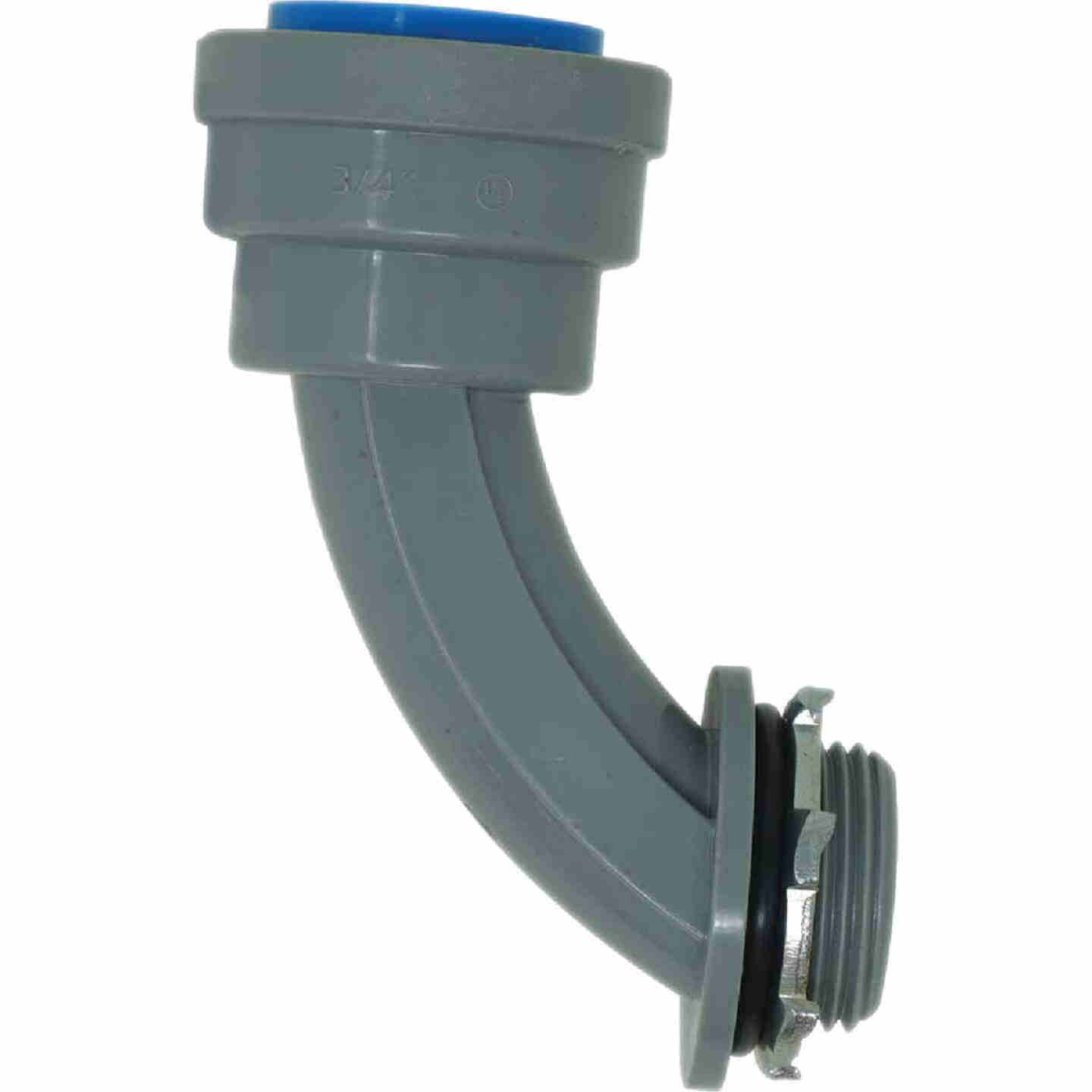 Southwire SimPush 3/4 In. PVC-CIC Push-To-Install 90 Degree Elbow Image 1