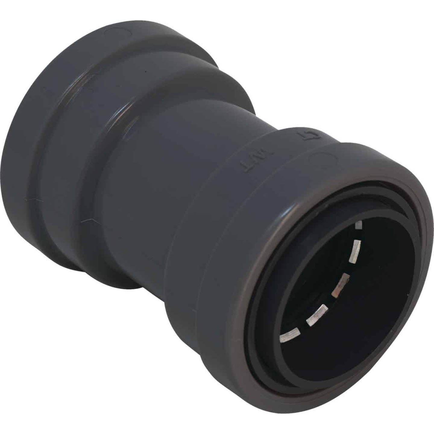 Southwire SimPush 3/4 In. Liquid Tight Push-To-Install Type B Conduit Coupling Image 1