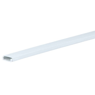 Wiremold 7/16 In. x 5 Ft. White Channel