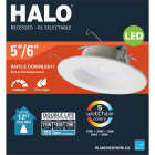 Halo 5/6 In. New Construction/Remodel Color Temperature Changing Retrofit LED Kit, 900 Lumens (California Compliant) Image 2