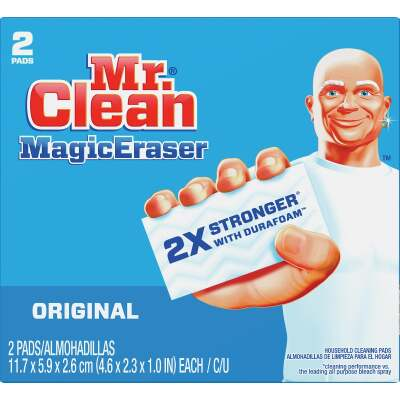 Mr. Clean Magic Eraser Original Cleansing Pad (2-Count)