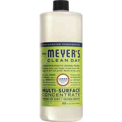 Mrs. Meyer's Clean Day 32 Oz. Lemon Verbena Multi-Surface Concentrate