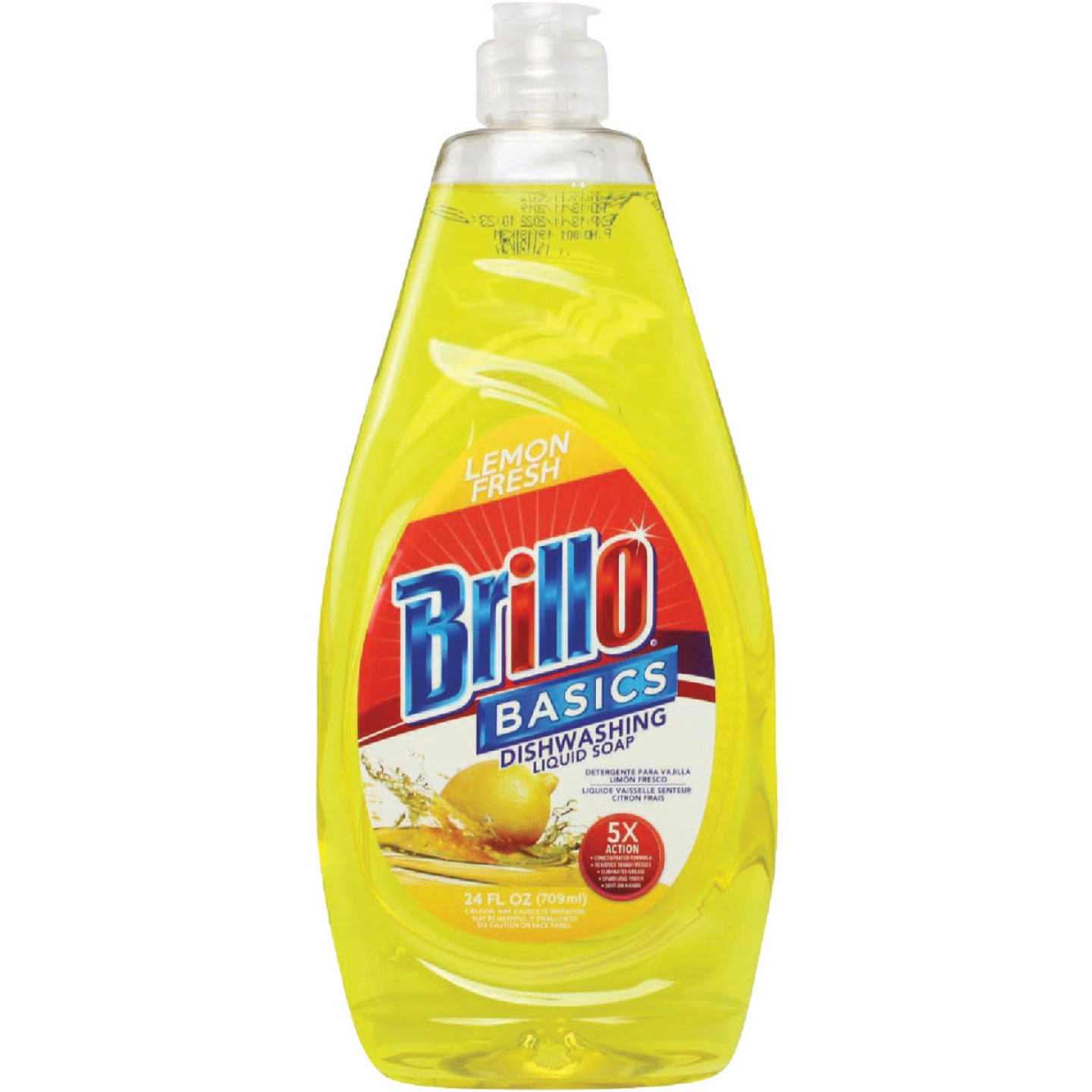 Brillo Basics 24 Oz. Liquid Dish Soap Image 1