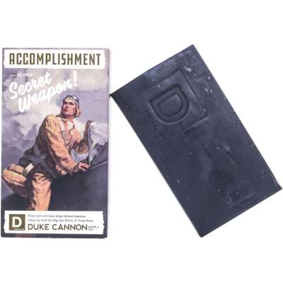 Duke Cannon 10 Oz. Bergamot & Black Pepper Big Ass Brick of Soap