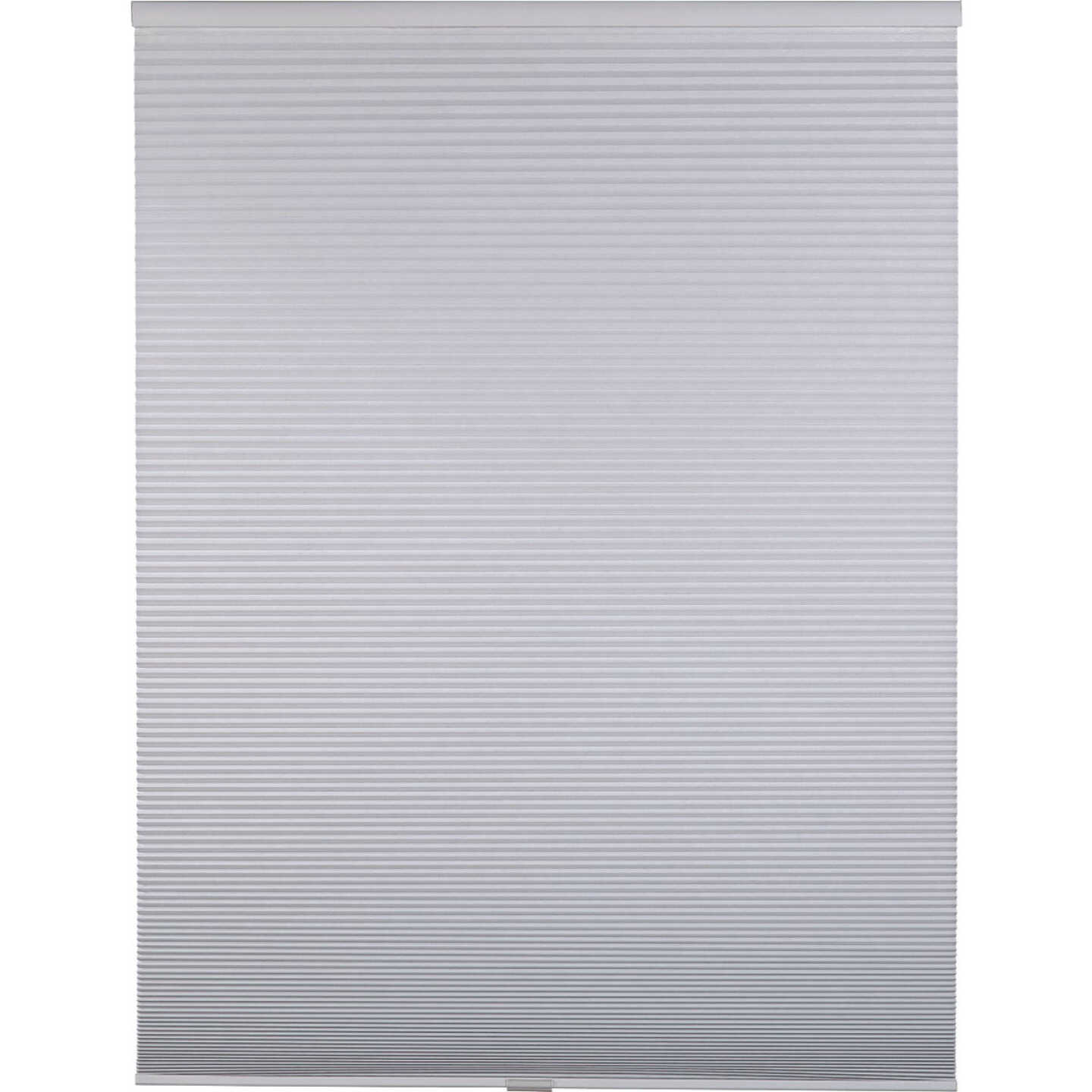 Home Impressions 1 In. Room Darkening Cellular White 35 In. x 72 In. Cordless Shade Image 1