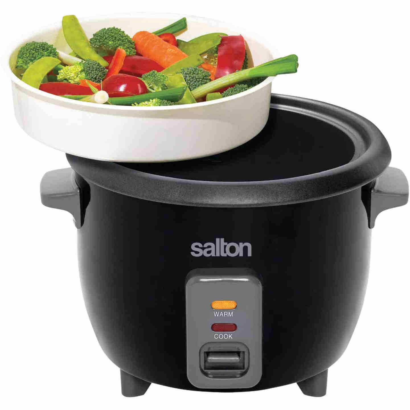 Salton 6-Cup Automatic Rice Cooker Image 3