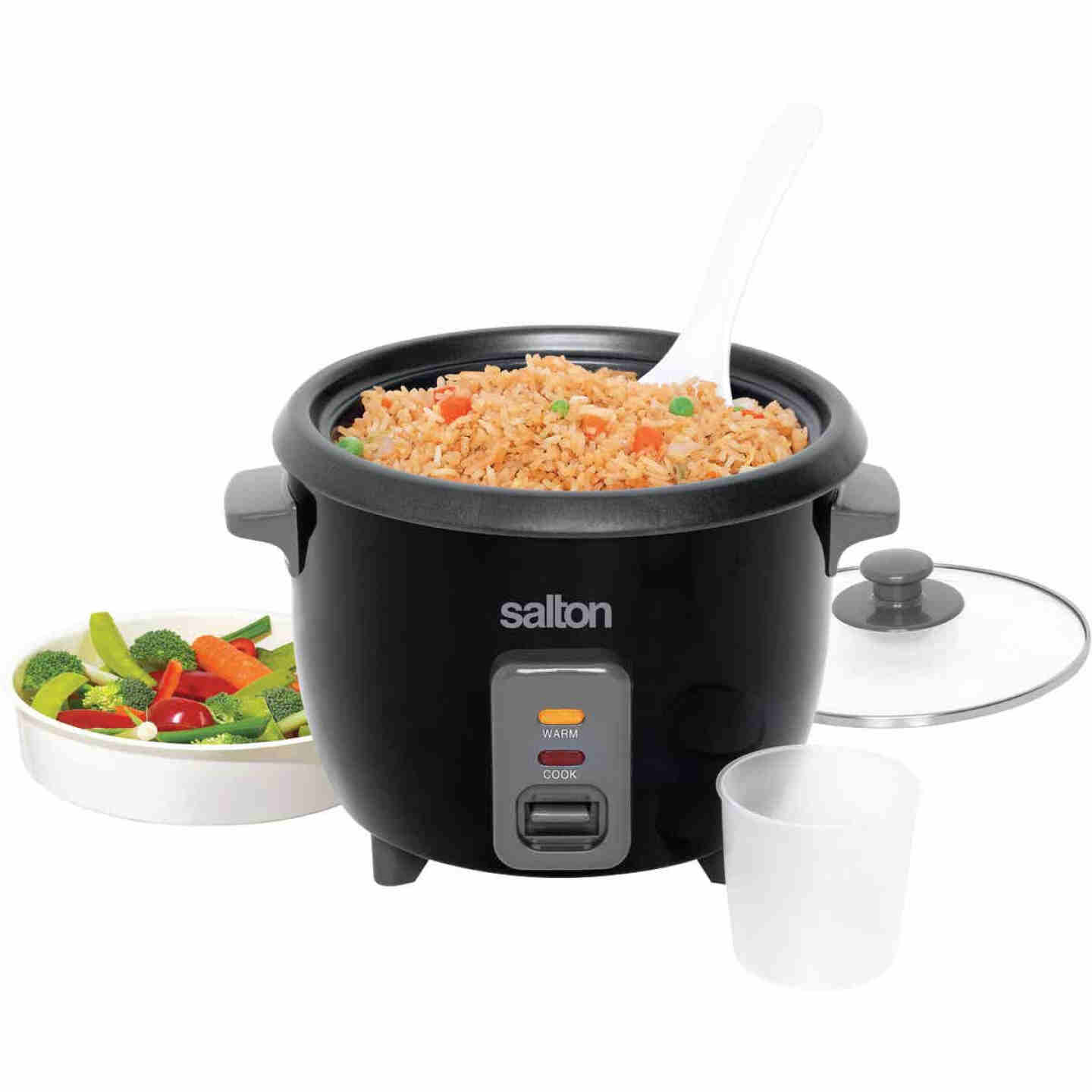 Salton 6-Cup Automatic Rice Cooker Image 4