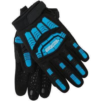 Channellock Men's Large Synthetic Leather Ultra Grip Mechanic Glove