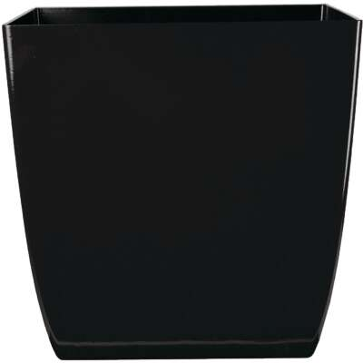 Myers Aria 6 In. Black Onyx Square Planter