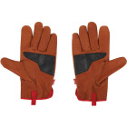 Milwaukee Men's Large Goatskin Leather Work Gloves Image 3