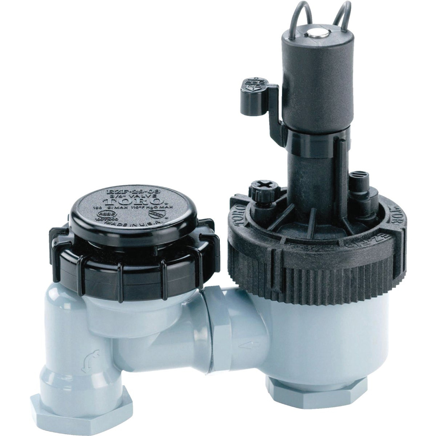 Toro 3/4 In. 150 psi Automatic Anti-Siphon Valve Image 1