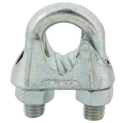 Campbell 5/8 In. Galvanized Iron Cable Clip