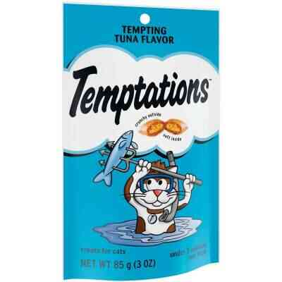 Temptations Tempting Tuna 3 Oz. Cat Treats