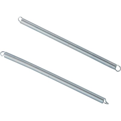 Century Spring 6-1/2 In. x 3/8 In. Extension Spring (2 Count)