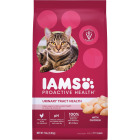 Iams Proactive Health Urinary Tract Formula 7 Lb. Chicken Flavor Adult Dry Cat Food Image 1