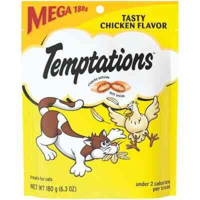 Temptations Tasty Chicken 6.3 Oz. Cat Treats