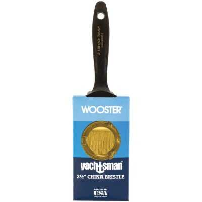 Wooster Yachtsman Varnish 2-1/2 In. Flat Paint Brush