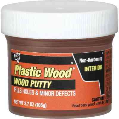 DAP Plastic Wood 3.7 Oz. Red Oak Wood Putty