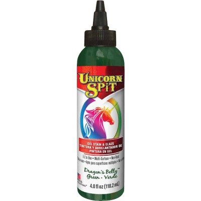 Unicorn Spit 4 Oz. Dragons Belly Paint, Gel Stain & Glaze