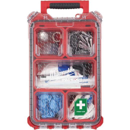 Milwaukee PACKOUT Class A, Type III First Aid Kit (76-Piece)