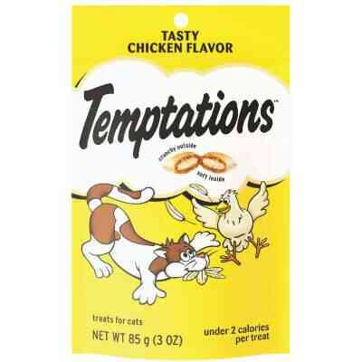 Temptations Tasty Chicken 3 Oz. Cat Treat