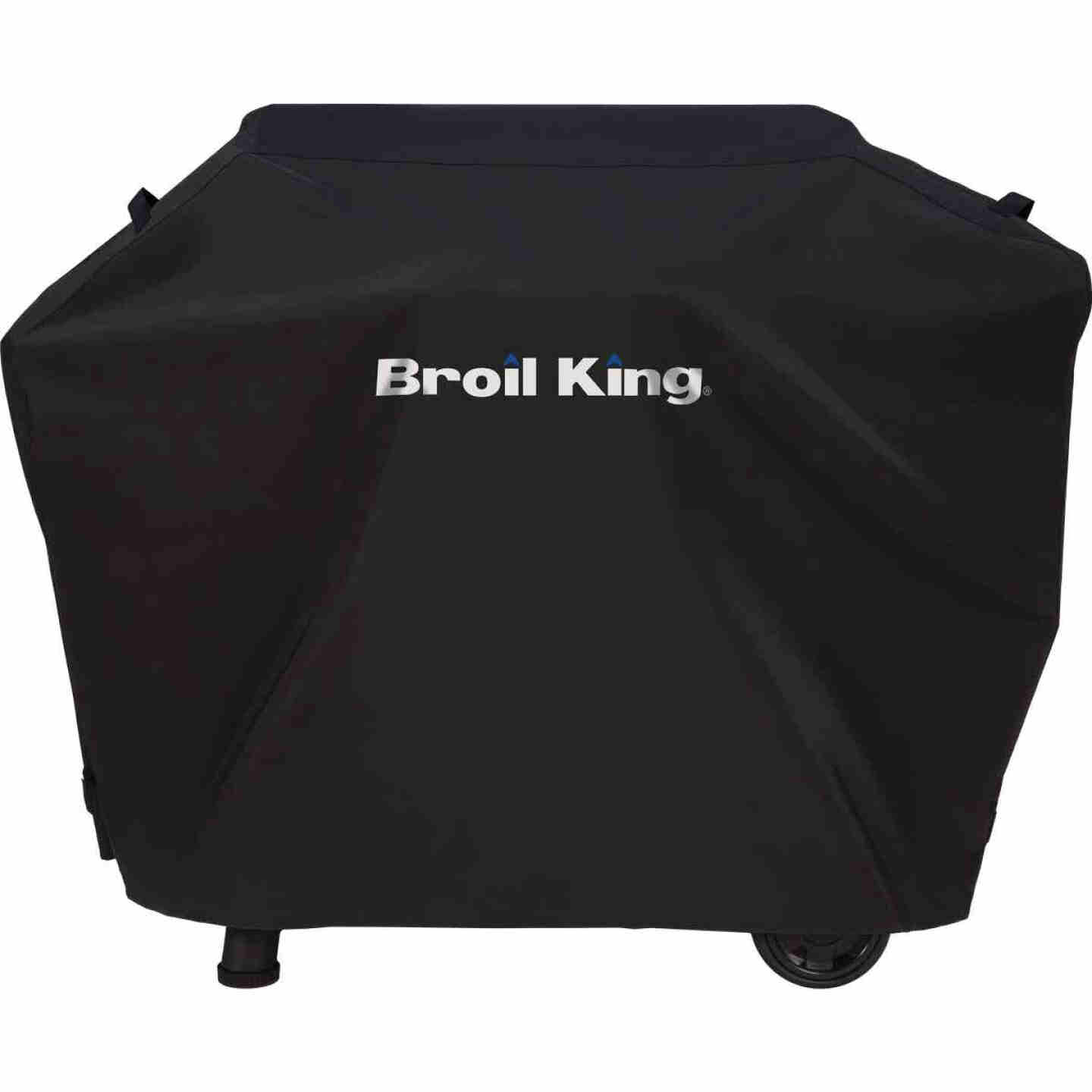 Broil King Crown Pellet 500 49 In. Black Grill Cover Image 3
