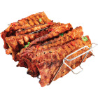 GrillPro 15.5 In. Stainless Steel Rib & Roast Grill Rack Image 2
