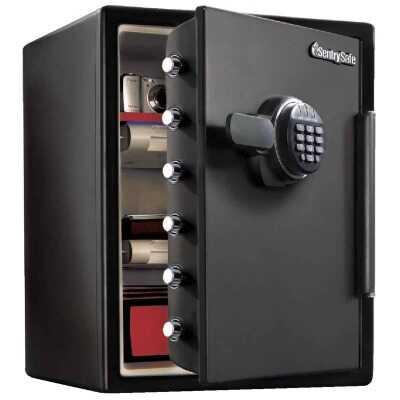 Sentry Safe 2 Cu. Ft. Capacity Digital Fire-Safe Floor Safe