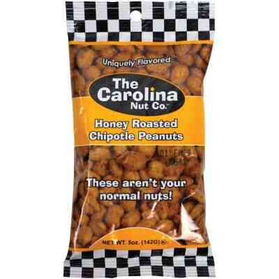 The Carolina Nut Company 5 Oz. Honey Roasted Chipotle Peanuts
